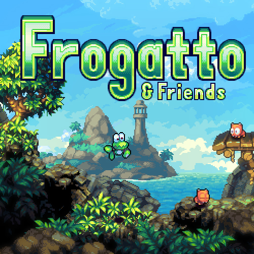 Comprar Frogatto Friends CD Key Comparar Precios