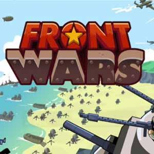 Comprar Front Wars CD Key Comparar Precios