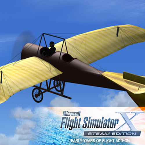 Comprar FSX Steam Edition Early Years of Flight Add-On CD Key Comparar Precios