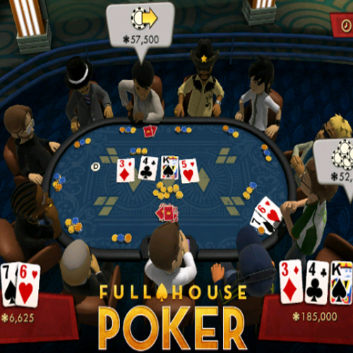Comprar Full House Poker Xbox 360 Code Comparar Precios