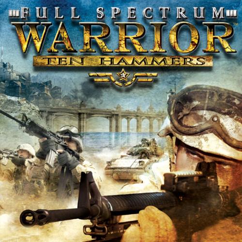 Comprar Full Spectrum Warrior Ten Hammers CD Key Comparar Precios