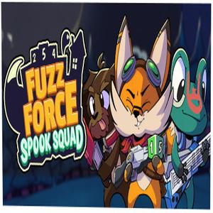 Fuzz Force Spook Squad