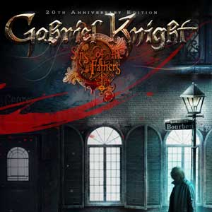 Comprar Gabriel Knight Sins of the Father CD Key Comparar Precios