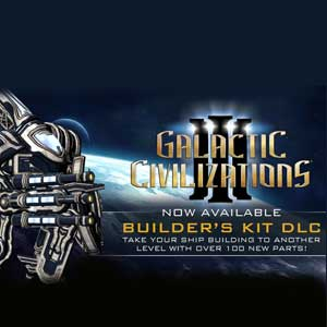 Comprar Galactic Civilizations 3 Builders Kit CD Key Comparar Precios