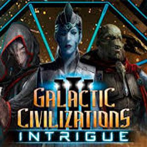 Comprar Galactic Civilizations 3 Intrigue CD Key Comparar Precios