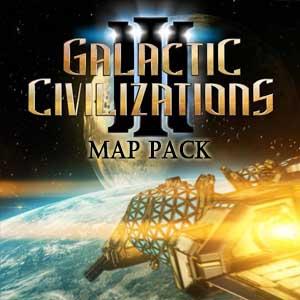 Comprar Galactic Civilizations 3 Map Pack CD Key Comparar Precios