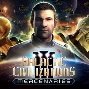Comprar Galactic Civilizations 3 Mercenaries CD Key Comparar Precios