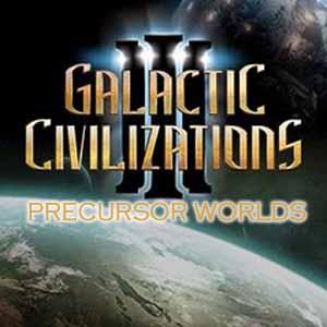 Comprar Galactic Civilizations 3 Precursor Worlds CD Key Comparar Precios