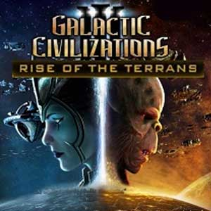 Comprar Galactic Civilizations 3 Rise of the Terrans CD Key Comparar Precios