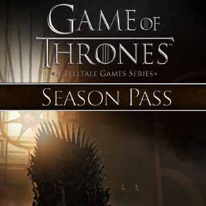 Comprar Game of Thrones Season Pass PS4 Code Comparar Precios