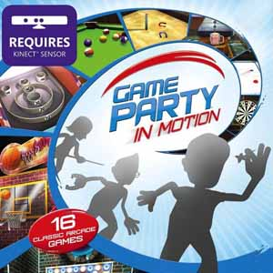 Comprar Game Party in Motion Xbox 360 Code Comparar Precios