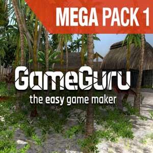 Comprar GameGuru Mega Pack 1 CD Key Comparar Precios
