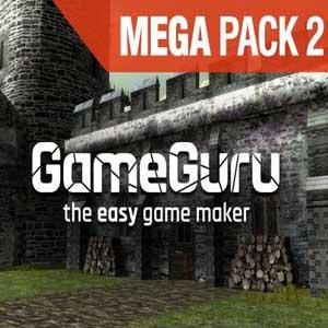 Comprar GameGuru Mega Pack 2 CD Key Comparar Precios
