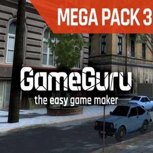 Comprar GameGuru Mega Pack 3 CD Key Comparar Precios