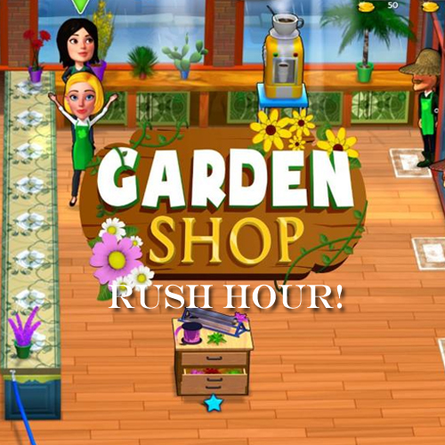 Comprar Garden Shop Rush Hour! CD Key Comparar Precios