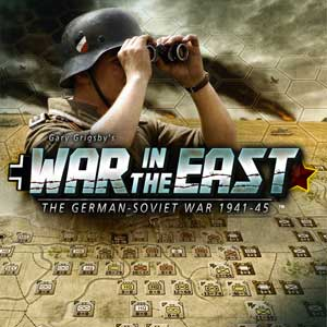 Comprar Gary Grigsbys War in the East The German-Soviet War 1941-45 CD Key Comparar Precios