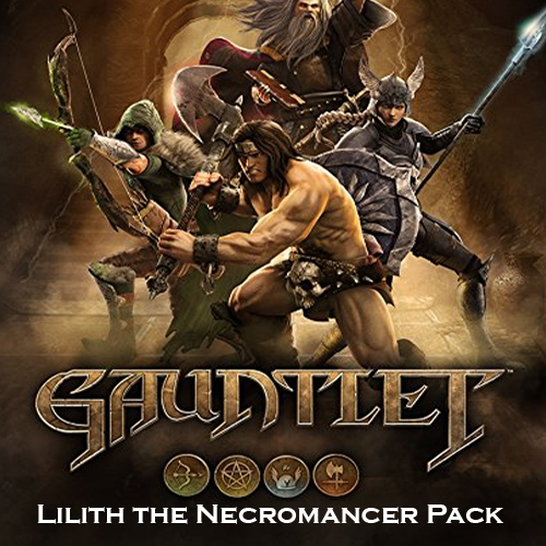 Gauntlet Lilith the Necromancer Pack