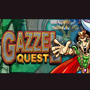 Gazzel Quest The Five Magic Stones