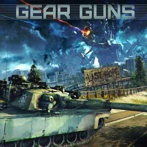 Comprar GEARGUNS Tank Offensive CD Key Comparar Precios