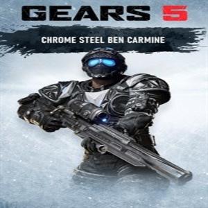 Comprar Gears 5 Chrome Steel Ben Carmine Xbox Series Barato Comparar Precios