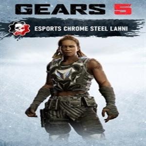 Comprar Gears 5 Esports Chrome Steel Lahni CD Key Comparar Precios