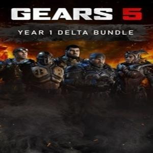 Comprar Gears 5 Year 1 Delta Bundle Xbox One Barato Comparar Precios