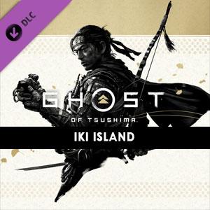 Ghost of Tsushima Iki Island