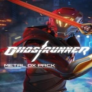 Comprar Ghostrunner Metal OX Pack Ps4 Barato Comparar Precios