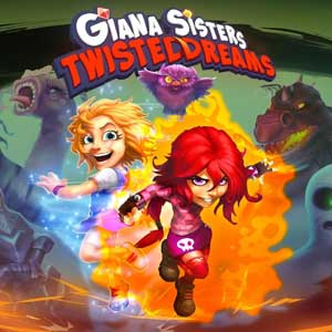 Giana Sister's Twisted Dreams