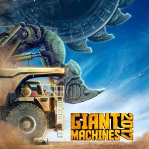 Comprar Giant Machines 2017 CD Key Comparar Precios