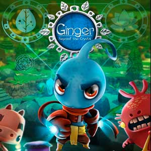Comprar Ginger Beyond the Crystal PS4 Code Comparar Precios