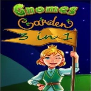 Gnomes Garden 3 in 1 Bundle