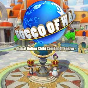 Comprar GOCCO OF WAR CD Key Comparar Precios