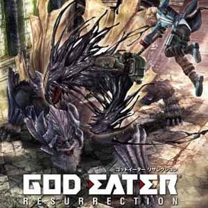 Comprar God Eater Resurrection PS4 Code Comparar Precios