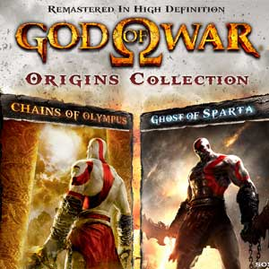 Comprar God of War Origins Collection PS3 Code Comparar Precios