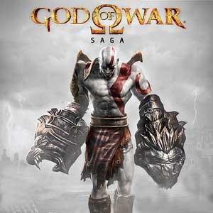 Comprar God of War Saga PS3 Code Comparar Precios
