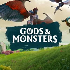 Comprar Gods & Monsters Xbox Series X Barato Comparar Precios