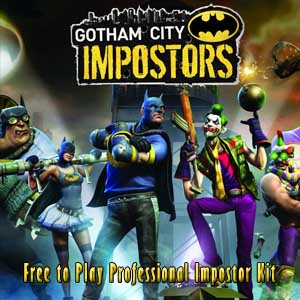 Comprar Gotham City Impostors Free to Play Professional Impostor Kit CD Key Comparar Precios