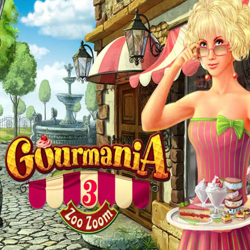 Gourmania 3 Zoo Zoom