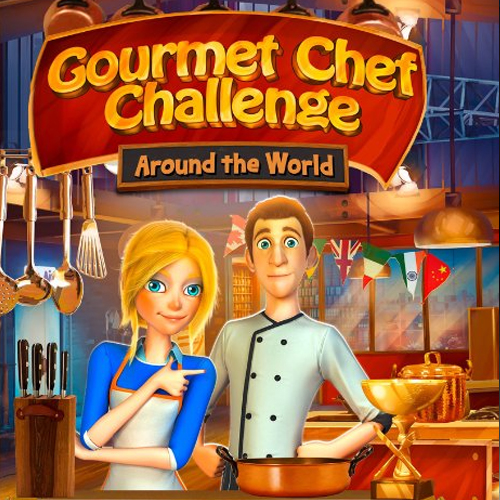 Comprar Gourmet Chef Challenge Around the World CD Key Comparar Precios
