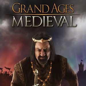 Comprar Grand Ages Medieval PS4 Code Comparar Precios