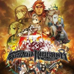 Comprar Grand Kingdom PS4 Code Comparar Precios