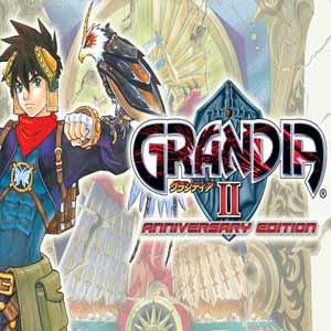 Comprar Grandia 2 Anniversary Edition CD Key Comparar Precios