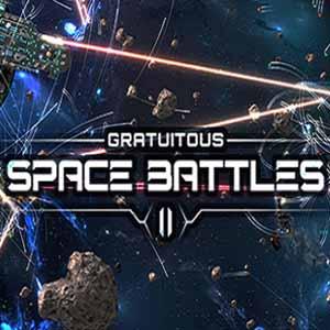 Comprar Gratuitous Space Battles 2 CD Key Comparar Precios