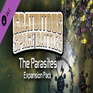 Comprar Gratuitous Space Battles The Parasites CD Key Comparar Precios
