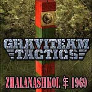 Comprar Graviteam Tactics Zhalanashkol 1969 CD Key Comparar Precios