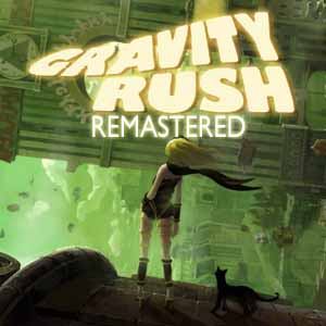 Comprar Gravity Rush Remastered PS4 Code Comparar Precios