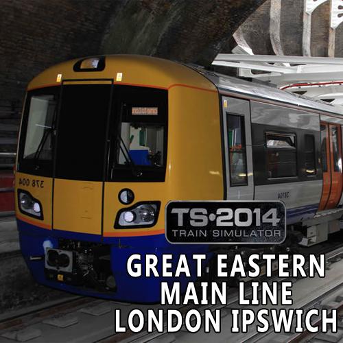 Train Simulator Great Eastern Main Line London Ipswich