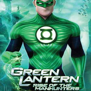 Comprar Green Lantern Rise of the Manhunters Nintendo 3DS Descargar Código Comparar precios