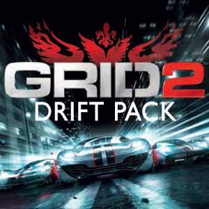 Comprar GRID 2 Drift Pack CD Key Comparar Precios